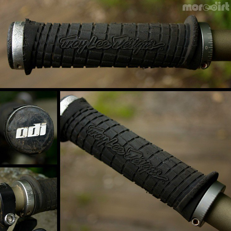 ODI/Troy Lee Designs Lock On Grips